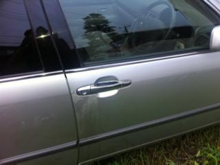 戸塚区戸塚町の自動車カギトラブルで、トヨタ車の鍵開けしました。